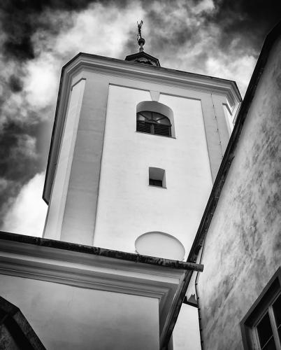 Lanškroun - kostel sv. Václava