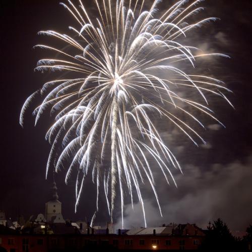 Městské slavnosti Lanškroun 2014