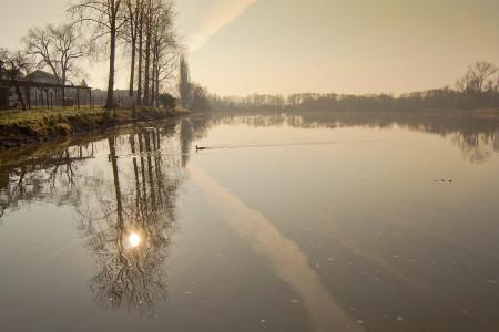 Krátký rybník Lanškroun