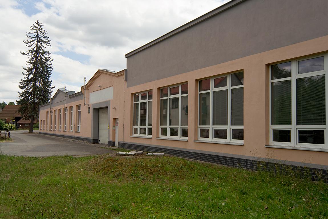 Prodej výrobního areálu Dolní Dobrouč
