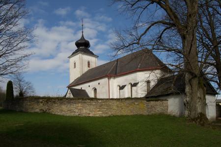 Malá Morava – Podlesí