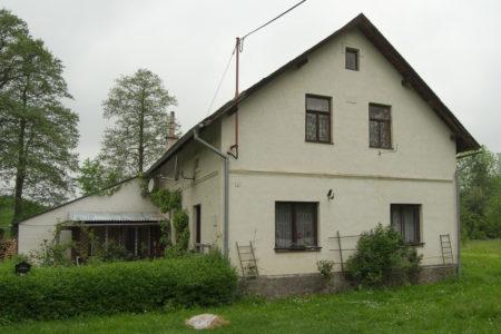 Albrechtice u Lanškrouna rodinný dům prodej