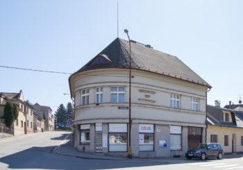 Městský dům Ústí nad Orlicí