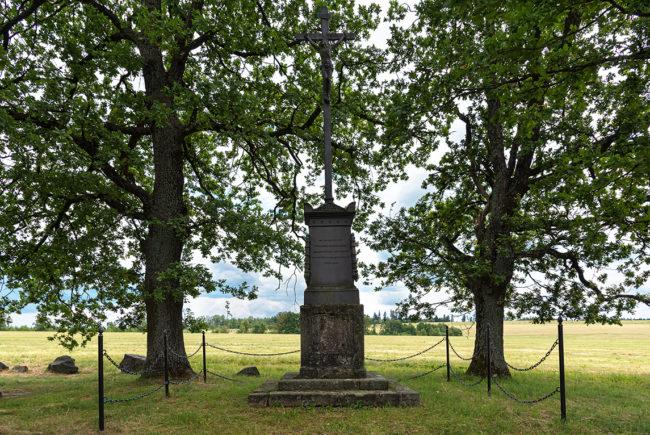 Památník bitvy u Domašova