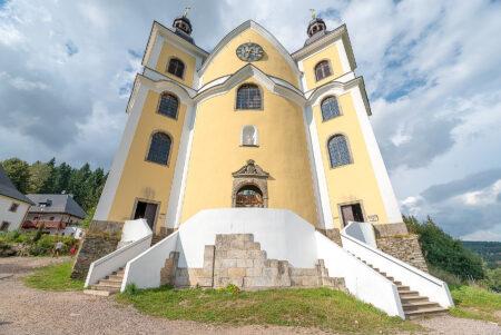 Read more about the article Poutní kostel Neratov